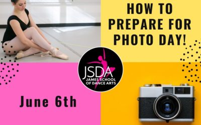How to prepare for Photo Day